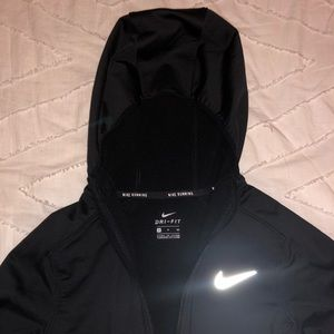 NWOTS Nike Dri-Fit Hooded Fleece Jacket